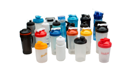 Customized water bottles
